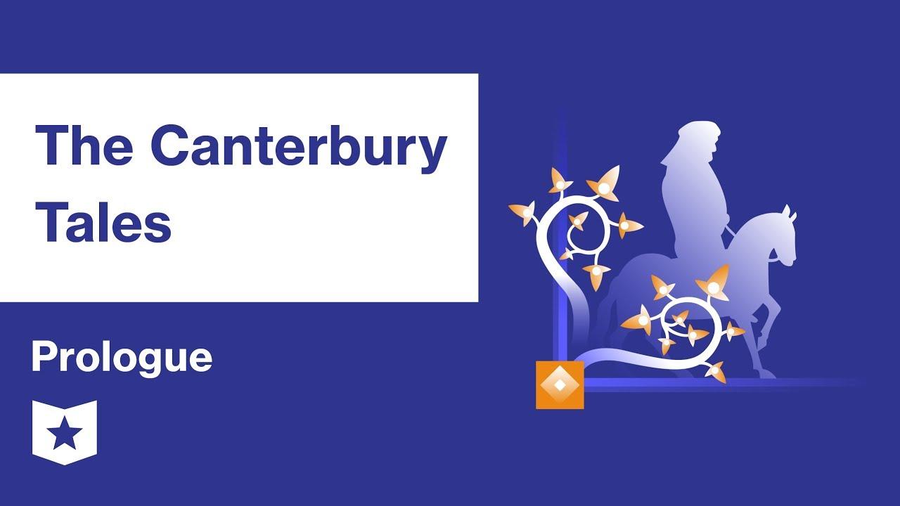 the canterbury tales prologue summary
