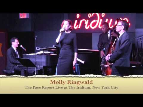 """The Pace Report: """"Red With Delight"""" The Molly Ringwald Interview"""