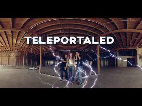 TELEPORTALED - A VR Sci-Fi Comedy #360Video