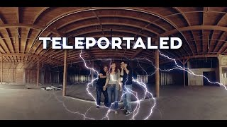 TELEPORTALED - A VR Sci-Fi Comedy #360Video thumbnail