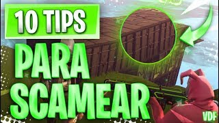 10 TIPS FOR SCAMEAR SCAMMERS!! -Save The Fortnite World