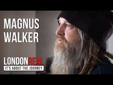 Magnus Walker - Porsche Hunter - PART 1/2 | London Real
