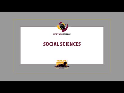 Hartnell College, Graduation 2020 Social Science