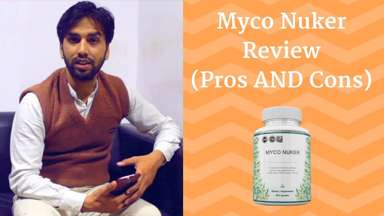A Review Of Myco Nuker Amazon