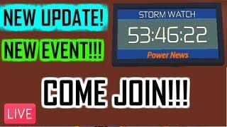 🔴🔥NEW UPDATE!!! NEW EVENT!! 🔥(Power Simulator RobloX)🔴