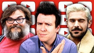 Zac Efron Controversy & Backlash, Jablinski Games VS Will Smith, Police Roulette Disaster & More...