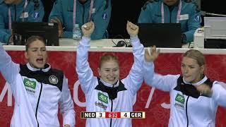Main Round Netherlands vs Germany 24th IHF Women s World Championship