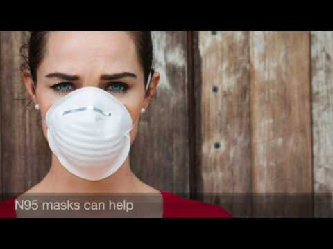 What Kind Of Mask Protects You From Smoke?