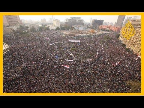 ذكرى 25 يناير.. صمت بطعم القمع في مصر  - نشر قبل 10 ساعة