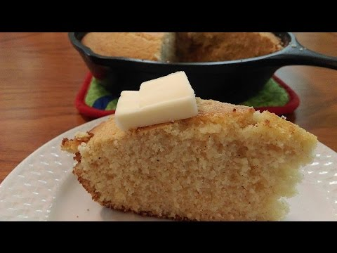 Best Cornbread Recipe   The Hillbilly Kitchen