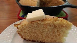 Best Cornbread Recipe - The Hillbilly Kitchen