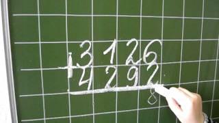 Математика, 3 класс. Сложение