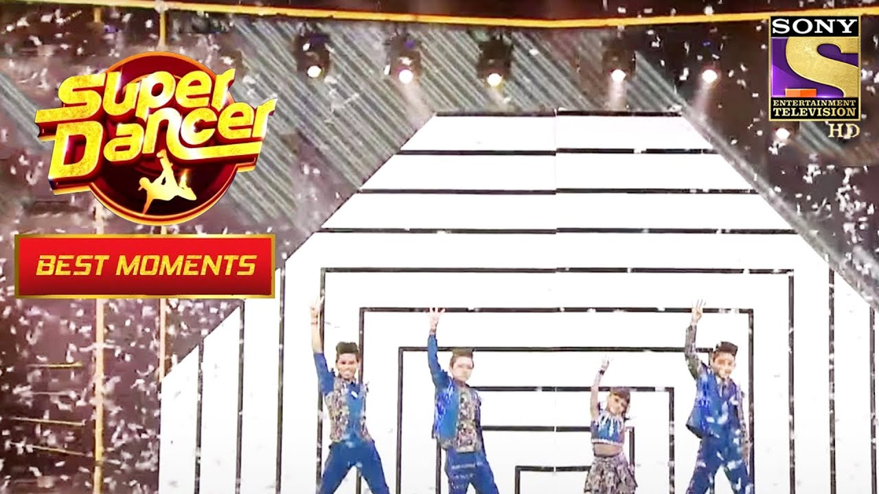 Download Top 4 ने दिया एक Finale Worthy Power-Packed Performance   Super Dancer   Best Moments