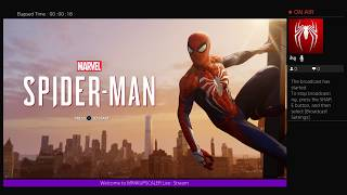 All About Them Puddles :  Spider-MAN - 4 Hours LiveStream (Spoilers Warning )