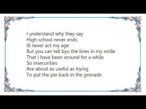 Incubus - Smile Lines Lyrics