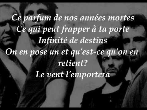 Noir Désir - Le Vent Nous Portera (lyrics)