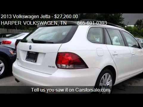2013 Volkswagen Jetta SportWagen SE PZEV - for sale in Knoxv