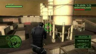 Vampire Rain Xbox 360 Gameplay - Multiplayer Action (HD)