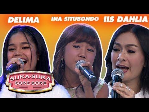 Paling Ditunggu! Penampilan Delima, Ina Situbondo Dan Mama Iis  - Suka Suka Sore Sore (31/1)