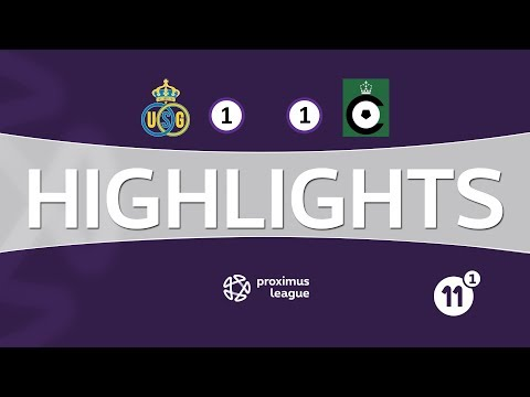 Highlight NL / Union - Cercle Brugge (17/02/2018)