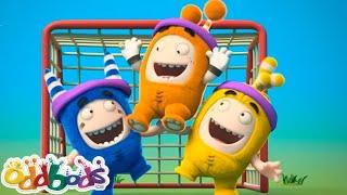 हर तरह के खेलों का राजा    हिंदी कार्टून   Comedy Cartoon in Hindi by Oddbods Hindi