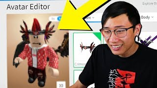 MAKING MY BROTHER A ROBLOX ACCOUNT!!