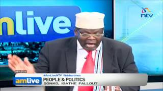 I have no beef with Mike Sonko, it's just facts, Miguna Miguna says