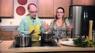Let's Cook with Cecile: Episode 2 - Poached Chicken and Floating Islands