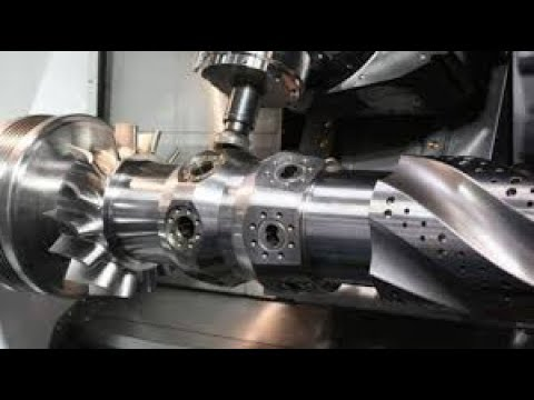 MOST SATISFYING Ingenious CNC Machine Lathe Working Complete ▶12