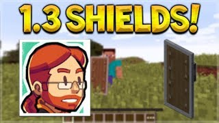 Jeb Confirms Shields Are Being Tested Minecraft 1.3