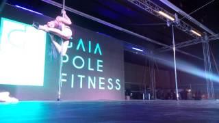 Natalia Roque -  Erotika Pole Show 2016