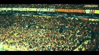 ispanyol marca gazetesi gözüyle galatasaray taraftari (Turk Telekom Arena Cehennem)