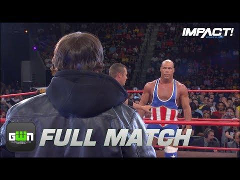 AJ Styles vs Kurt Angle: FULL MATCH (TNA Slammiversary XI) | IMPACT Wrestling Full Matches