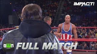 AJ Styles vs Kurt Angle: FULL MATCH (TNA Slammiversary XI) | IMPACT Wrestling Full Matches