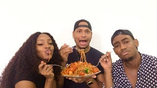 SPICEY CHINESE MUKBANG | QUITE PERRY