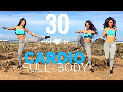 Cardio 30 Minutes pour perdre du poids rapidement    Taille, Hanches, GAP… Full Body
