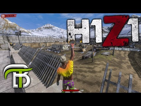 KIDS RAGING AT ME | H1Z1 KotK