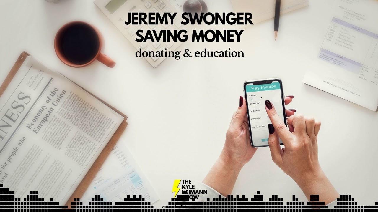 Paying for Catholic Education and Save Money Donating - Jeremy Swonger