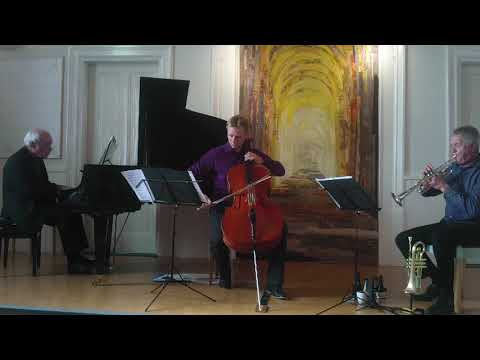 Strawberry jam - William Schmidt for trumpet, cello and piano