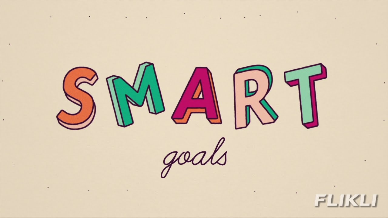 Achieve More By Setting Smart Goals Youtube