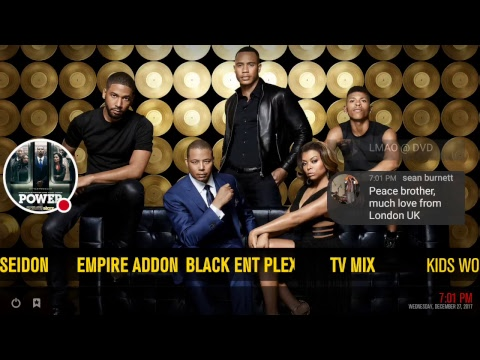 Black Entertainment complex