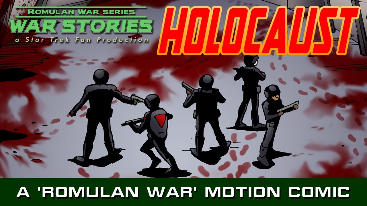 Our First Motion Comic!