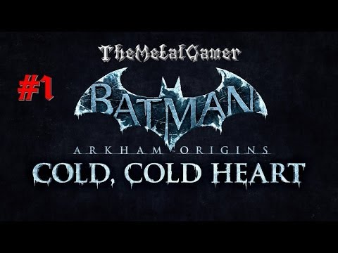 Batman Arkham Origins | Cold, Cold, Heart DLC #1 |