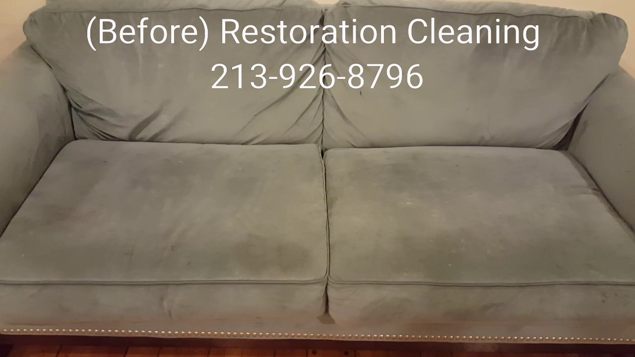 Sofa Cleaning Los Angeles French Set Manufacturers Carpet Experts In Couch Loveseat Recliner 100 Green