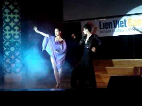 Nhảy khiêu vũ thể thao - học viện ngân hàng - the last day(TBC) - 5/11/2010
