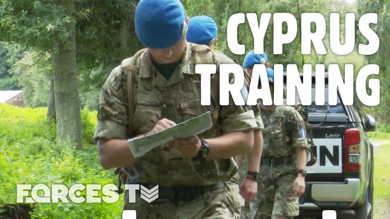 OP TOSCA: How Reservists Prepare For UN Peacekeeping Duties | Forces TV