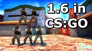 Getting CS 1.6 Maps into CS:GO