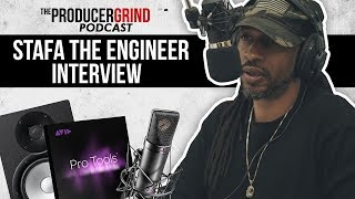 Gambar cover Stafa Talks Interning For Studios, Recording Young Thug Vocals + More | Producergrind Podcast
