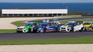 Highlights, Round 2, TCR Australia, Phillip Island