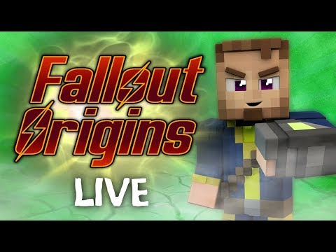 Minecraft FALLOUT ORIGINS #4.5 ( Live Modded Survival ) thumbnail